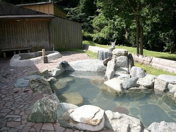 露天風呂/画像提供:高知県