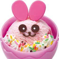 うさぎ/画像提供:B-R サーティワン アイスクリーム