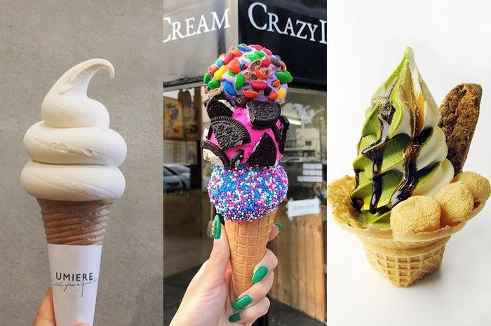 「アイスクリーム万博」/画像提供: 株式会社近鉄百貨店