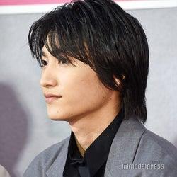 NHK初主演でゲイ役の金子大地、谷原章介と濃厚キス「全然抵抗なかった」