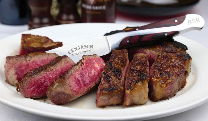 USDA プライム ビーフ ステーキ/画像提供:オーイズミフーズ