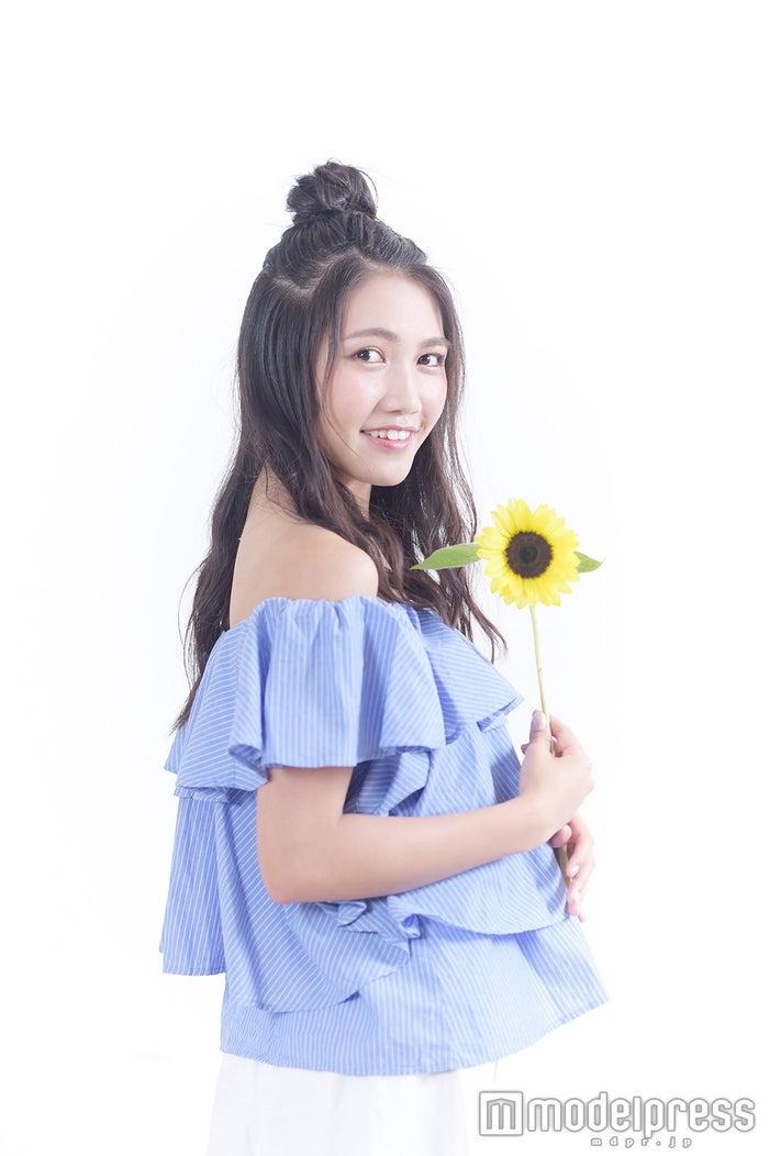 """井上苑子ちゃんの""""可愛いの秘訣""""に迫る!モデルプレスインタビュー(C)モデルプレス"""