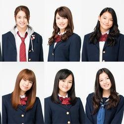 E-girls、キュートなコスチュームでドラマ初主演 コメント到着