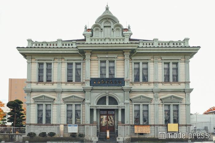青森銀行記念館外観 (C)モデルプレス