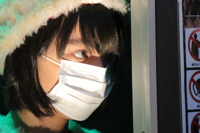 門脇麦/ドラマ「トドメの接吻(キス)」(C)日本テレビ