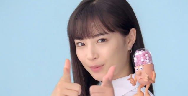 広瀬すず出演のTV-CMの第一弾