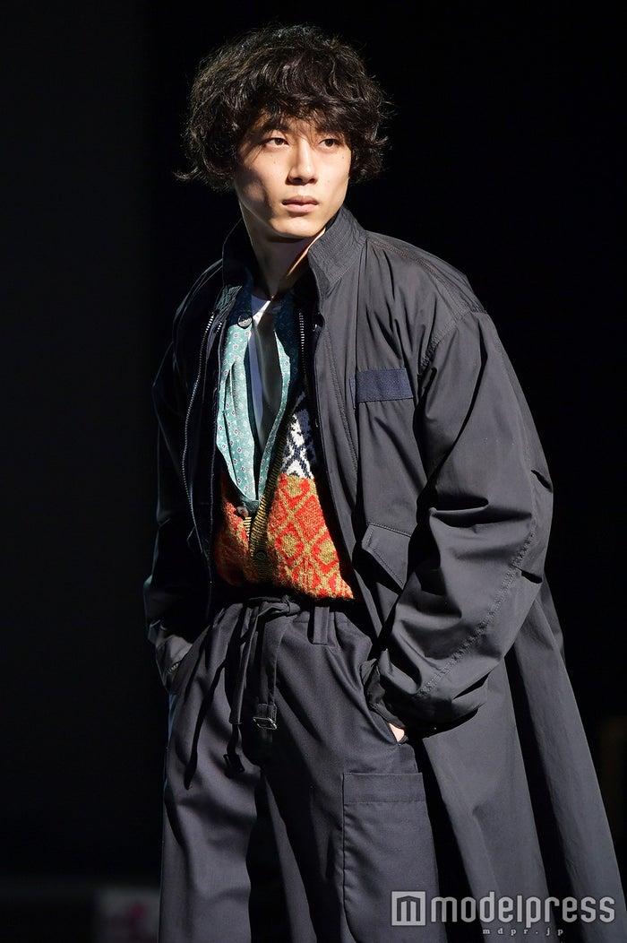 坂口健太郎ら豪華モデル集結 「メンズノンノフェス2016」開幕(C)モデルプレス