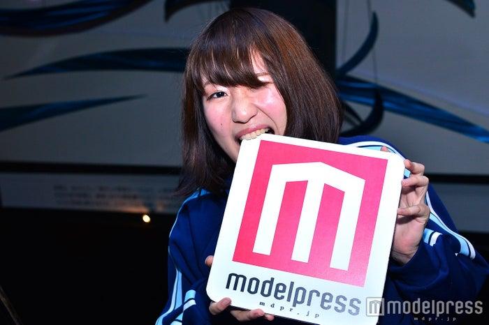 モデルプレスのインタビューに応じたワッショイサンバ (C)モデルプレス