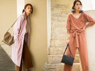 冬も全身明るく!くすみピンク、テラコッタ…何カラーを纏う?