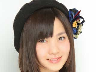 AKB48期待の14歳がNHKで冠番組 本人コメント到着