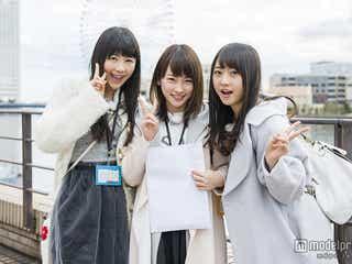 """AKB48川栄李奈ら""""おバカ3人旅""""に密着 「頭がいい感じに仕上がっている」"""