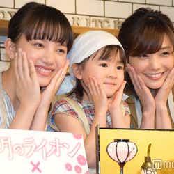 """モデルプレス - 倉科カナら""""3姉妹""""の仲良しエピソード回顧 新海誠監督の娘は本音告白"""