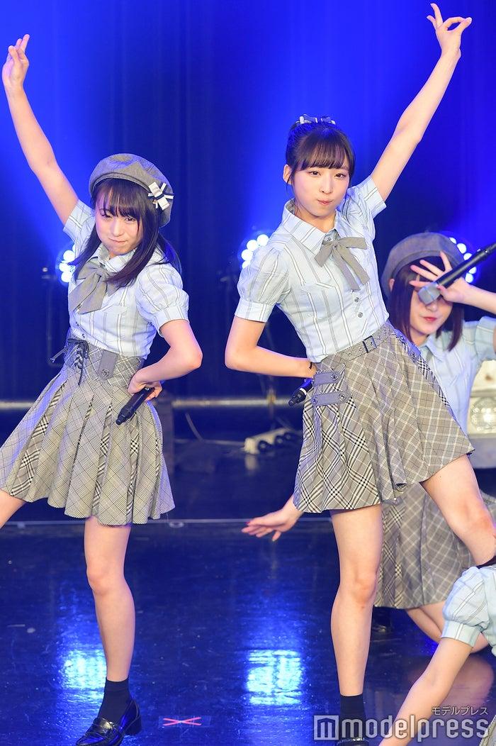 坂口渚沙、小栗有以/AKB48チーム8「TOKYO IDOL FESTIVAL 2018」 (C)モデルプレス