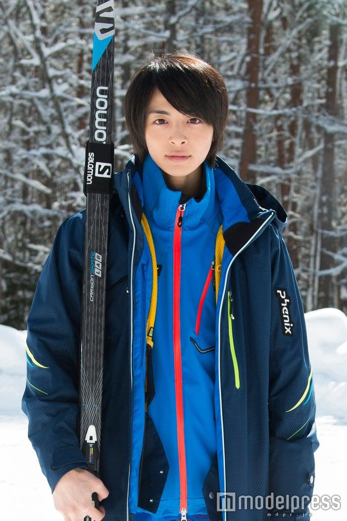 高杉真宙、自身初のスキープレイヤー役でクロスカントリースキーに挑戦