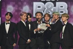 BTS(防弾少年団)「グラミー賞」でK-POP初の大役果たす<第61回グラミー賞授賞式>
