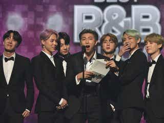 """BTS「グラミー賞」での初パフォ決定で1年前の""""宣言""""が話題に「かっこよすぎる」"""