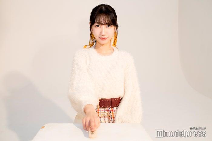 女性棋士役に挑戦/柏木由紀(C)モデルプレス