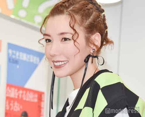 仲里依紗、美人妹が初顔出し メイク動画公開で「可愛すぎる」「最強姉妹」と反響続々