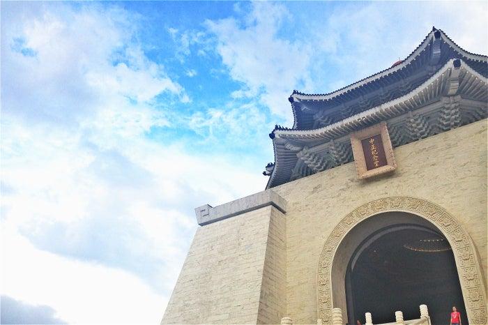 中正紀念堂/画像提供:所属事務所