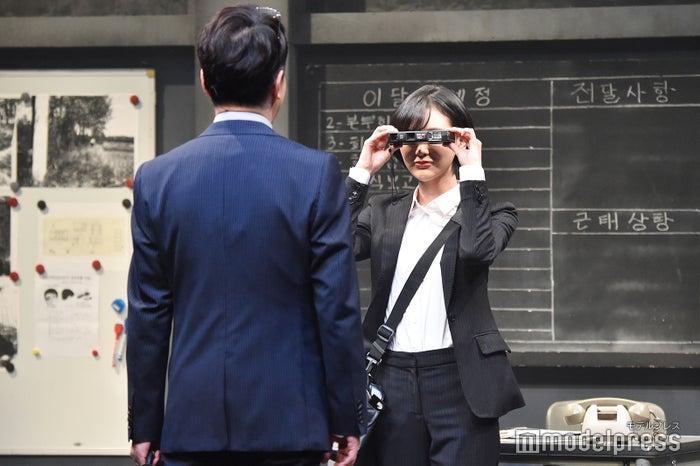 兒玉遥/舞台「私に会いに来て」公開ゲネプロより(C)モデルプレス