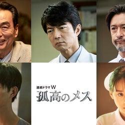 山本美月、滝沢秀明に淡い恋心を抱く役柄に 「孤高のメス」フルキャスト発表
