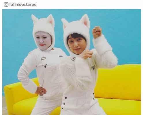 """""""岡山の奇跡""""桜井日奈子の白猫姿が可愛い!「マジもんの奇跡」とべた褒め"""