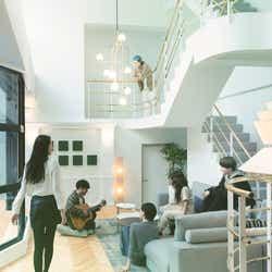 「TERRACE HOUSE TOKYO 2019-2020」メインビジュアル(C)フジテレビ/イースト・エンタテインメント