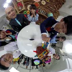 番組の様子(画像提供:テレビ大阪)