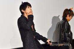 去り際の吉沢亮、会場のファンに… (C)モデルプレス