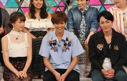 藤井サチ、片寄涼太、間宮祥太朗 (画像提供:関西テレビ)