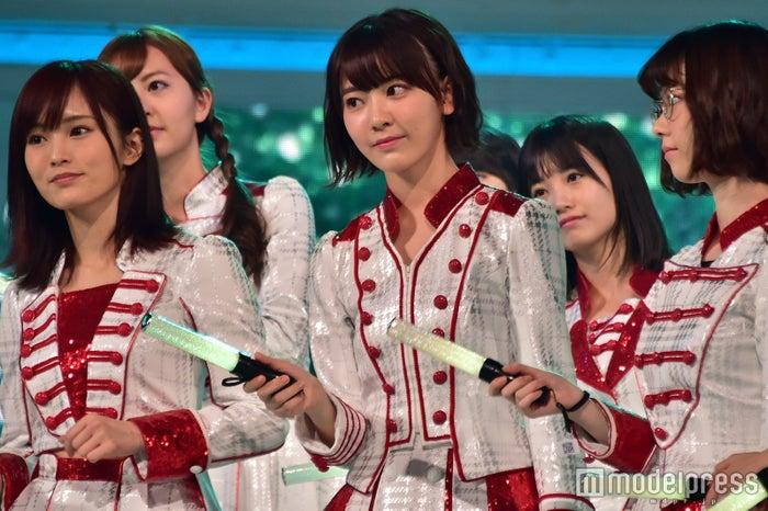AKB48/写真はリハーサル時(C)モデルプレス