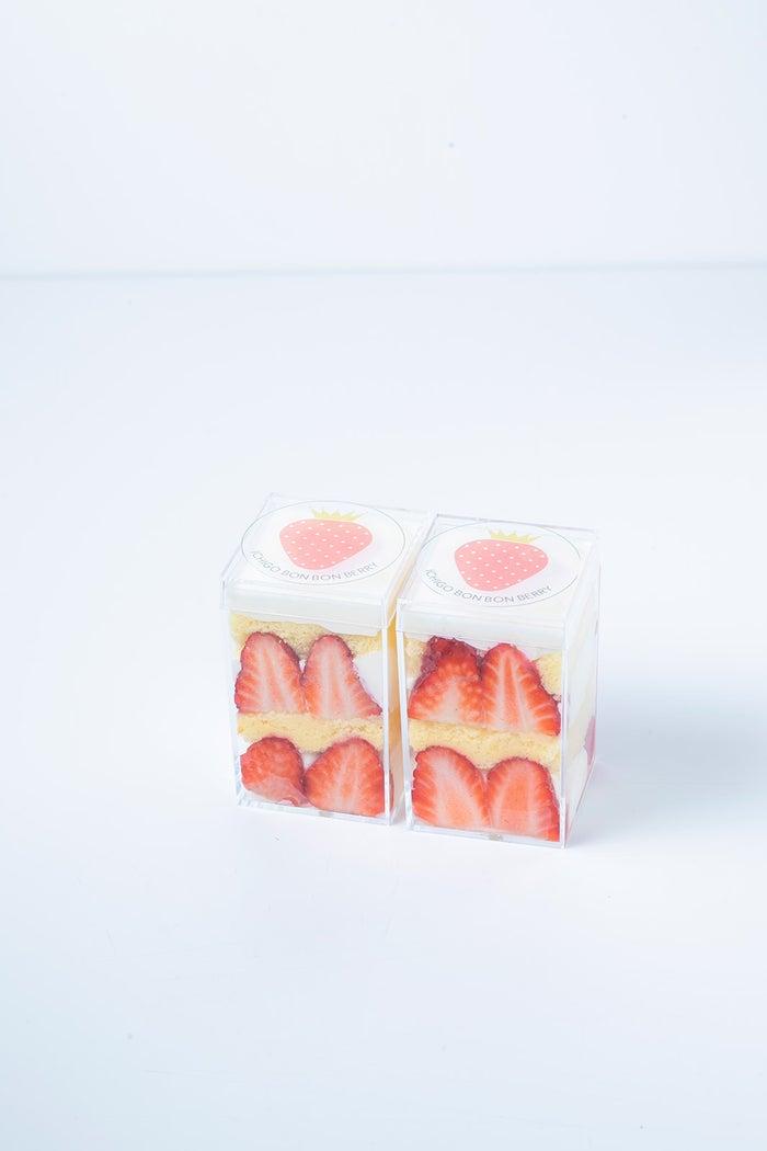 いちごのショートケーキ/画像提供:株式会社フジノネ