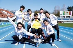 チーム i enjoy!/提供:日本財団パラリンピックサポートセンター