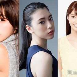 globe20周年MVプロジェクト始動 池田エライザ、三吉彩花、新川優愛が主演