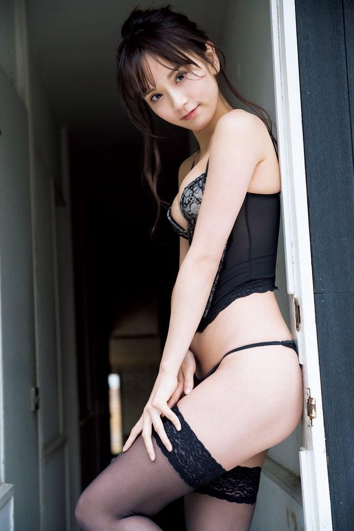 三城千咲(C)唐木貴央/週刊プレイボーイ