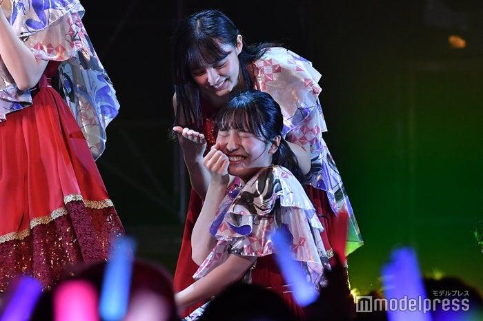 乃木坂46 4期生(C)モデルプレス