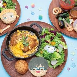 「Yuri on Ice×Sanrio characters Cafe 2020」渋谷で開催、ユーリ!!! on ICEとサンリオが再コラボ