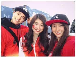 土屋炎伽、太鳳・神葉との姉弟3ショットに「美男美女」「理想の姉弟」の声