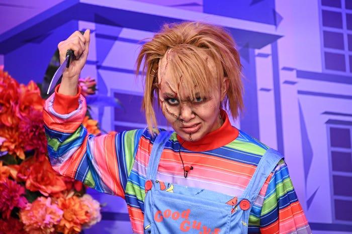ジャニーズの人気メンバーX「ぐるナイ」コスプレショーでヒロインに ...