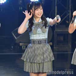 永野芹佳/AKB48チーム8「TOKYO IDOL FESTIVAL 2018」 (C)モデルプレス