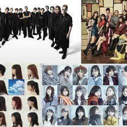 モデルプレス - EXILE・関ジャニ∞・AKB48・乃木坂46・欅坂46…「ベストヒット歌謡祭2018」全出演アーティスト発表
