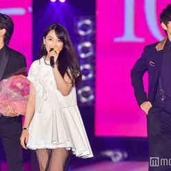 左から:成田凌、JY(知英)、町田啓太 (C)モデルプレス
