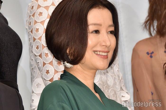 鈴木京香(C)モデルプレス