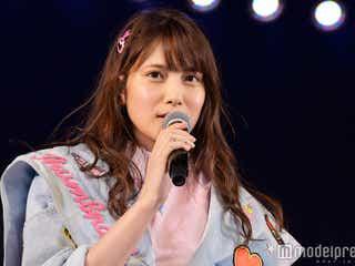 AKB48入山杏奈、メキシコへの渡航予定明かす「責任を持って」 2018年に留学