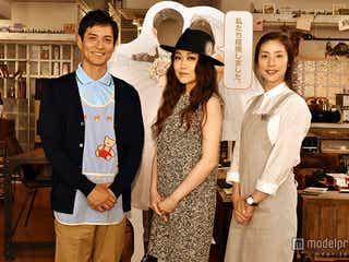 """天海祐希、JUJUのサプライズ訪問に感激 """"夫""""沢村一樹の発言にツッコミも"""