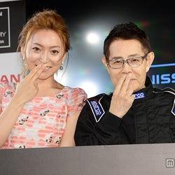 加藤茶&綾菜夫妻「円満です」 ラブラブぶりをアピール