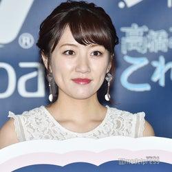高橋みなみ、夫からの告白はタクシーの中 AKB48卒業後スピード交際