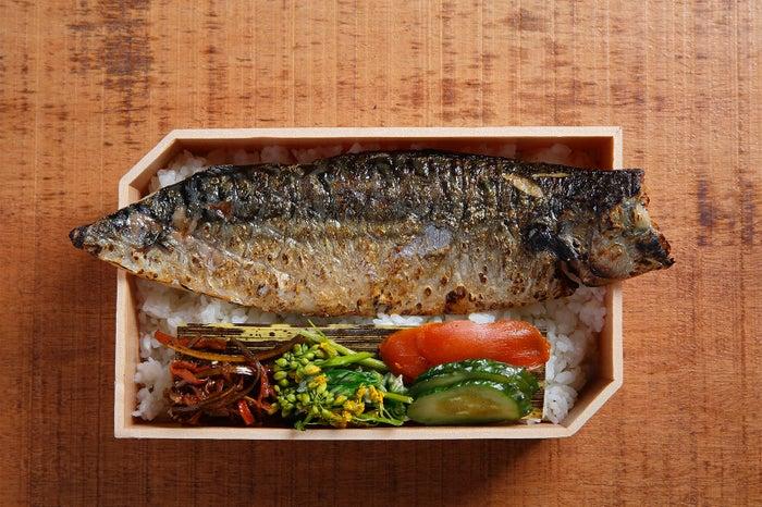 鯖の塩焼き/画像提供:TONTON