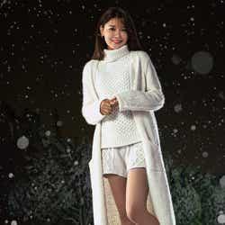モデルプレス - 少女時代スヨン、大雪原を歩く姿が美しい ソロで日本初CM出演