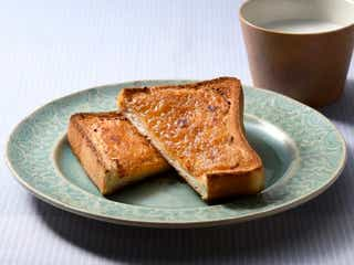 【簡単レシピ】トースターでたったの5分!香ばしい和風バタートースト